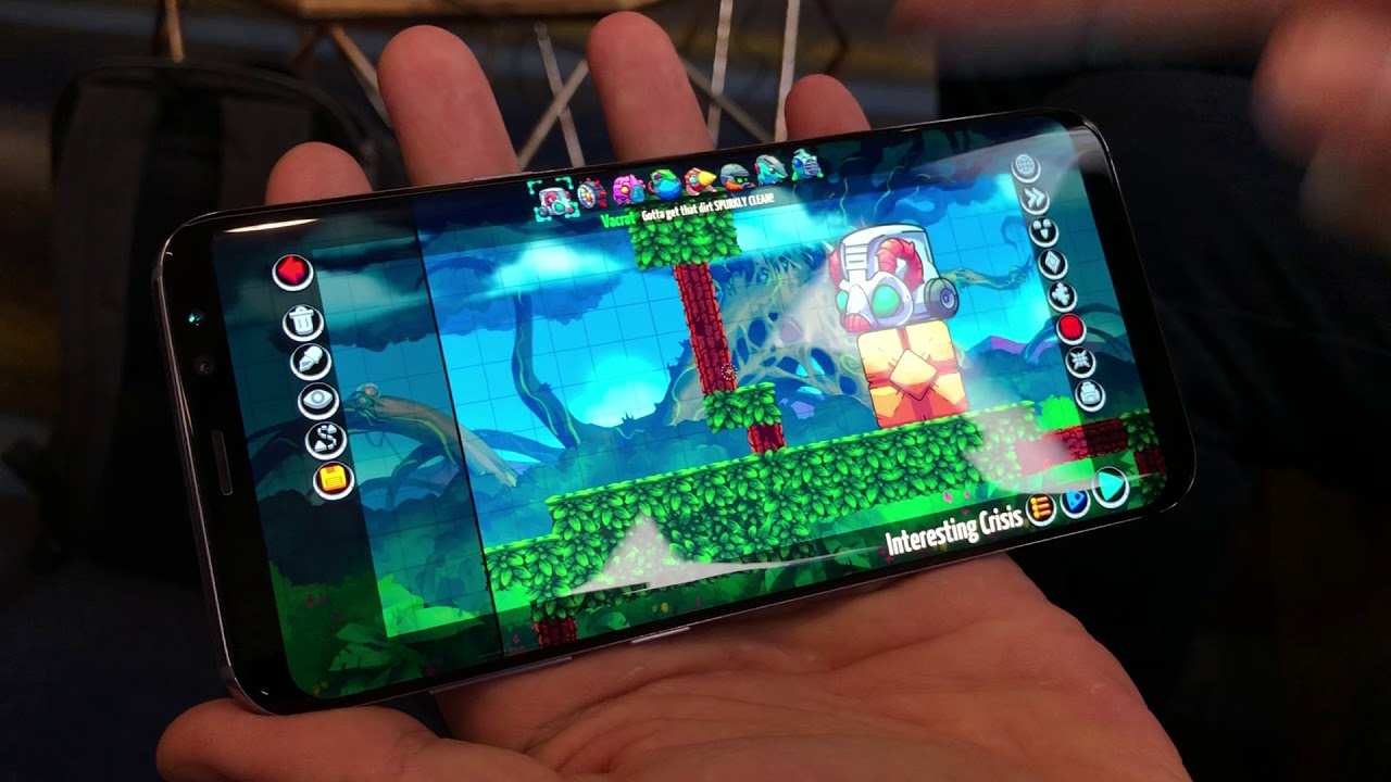 407fb7d46f Hands On with Level Creation Platformer  Levelhead  from Butterscotch  Shenanigans