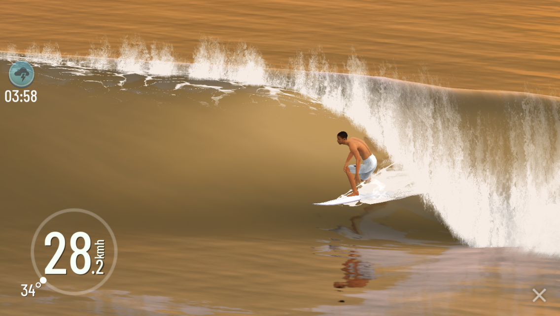True Surf' Is an Authentic Surfing Game With Real World