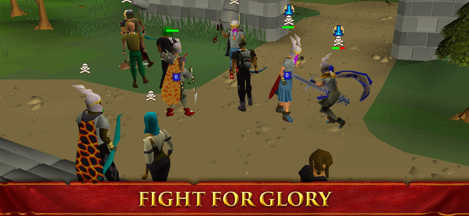 Old School RuneScape' Review – This is The Real Deal – TouchArcade