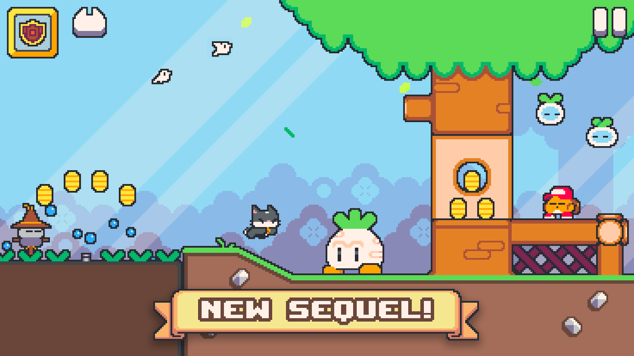 'Super Cat Tales 2' has finally released on iOS and Android