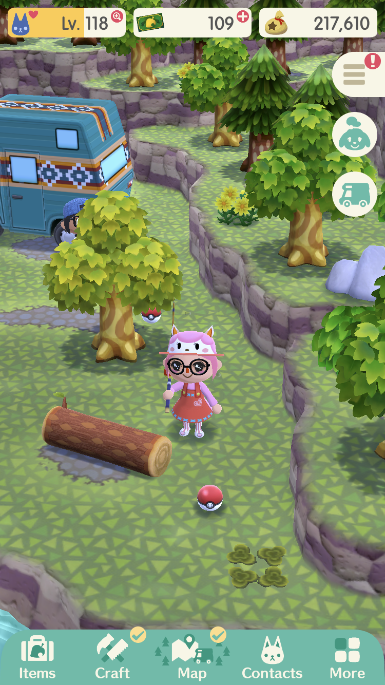 Pokémon' Comes to 'Animal Crossing: Pocket Camp' With New