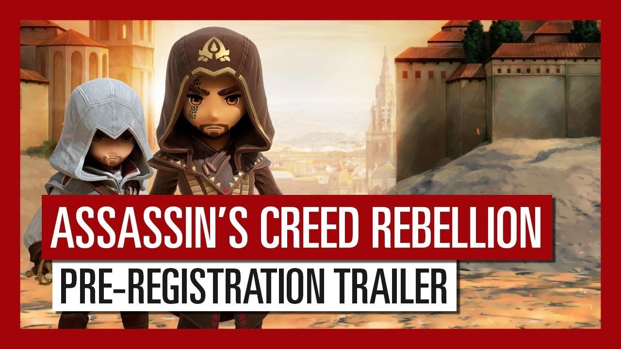 'Assassin's Creed Rebellion' Launching November 21st, Pre ...