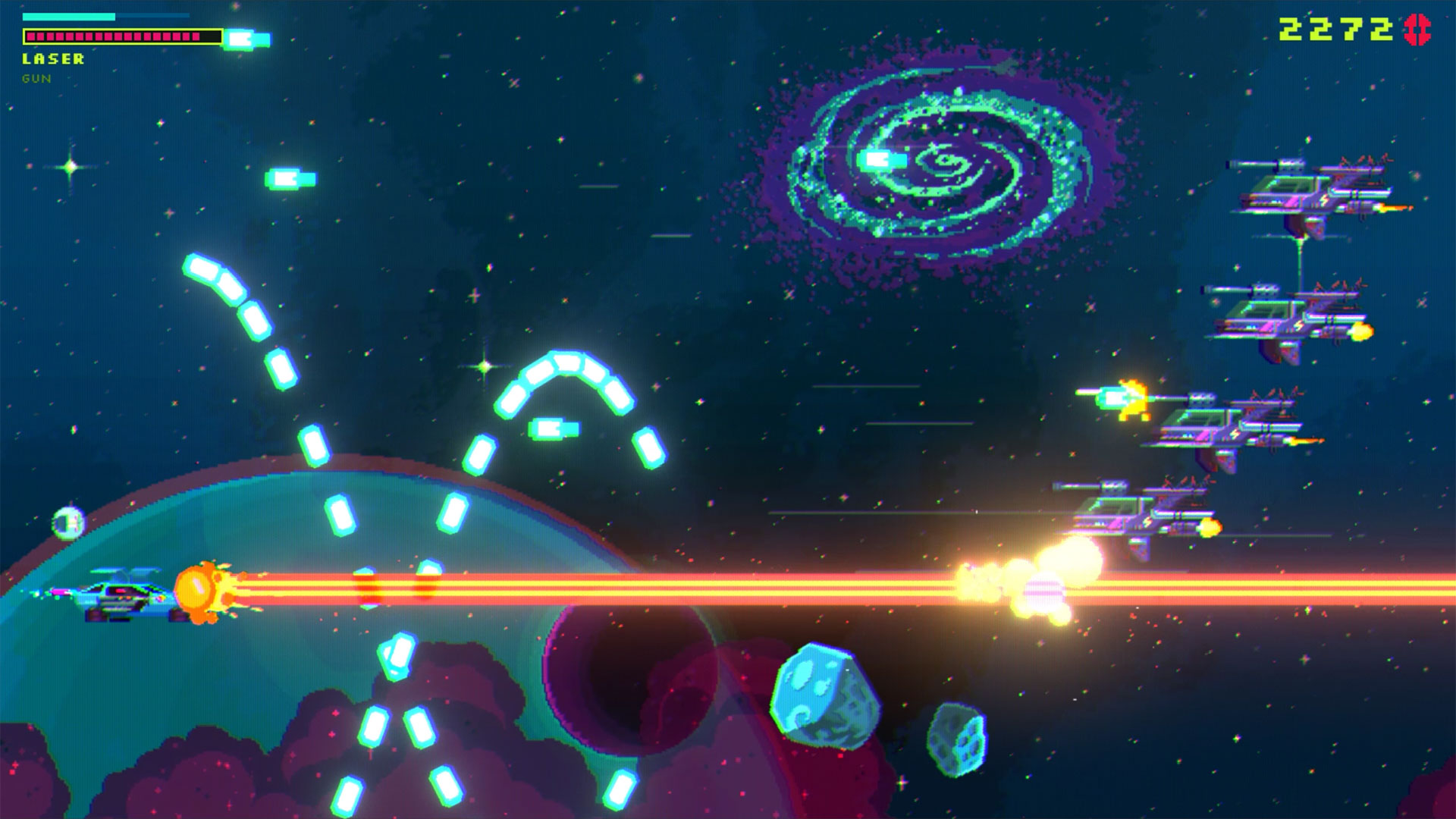 TouchArcade Game of the Week: 'Black Paradox'