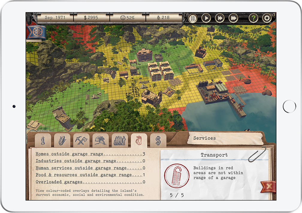 photo of 'Tropico For iPad' Has A New Overlay Feature Built Specifically For The iOS Version Of The Game image