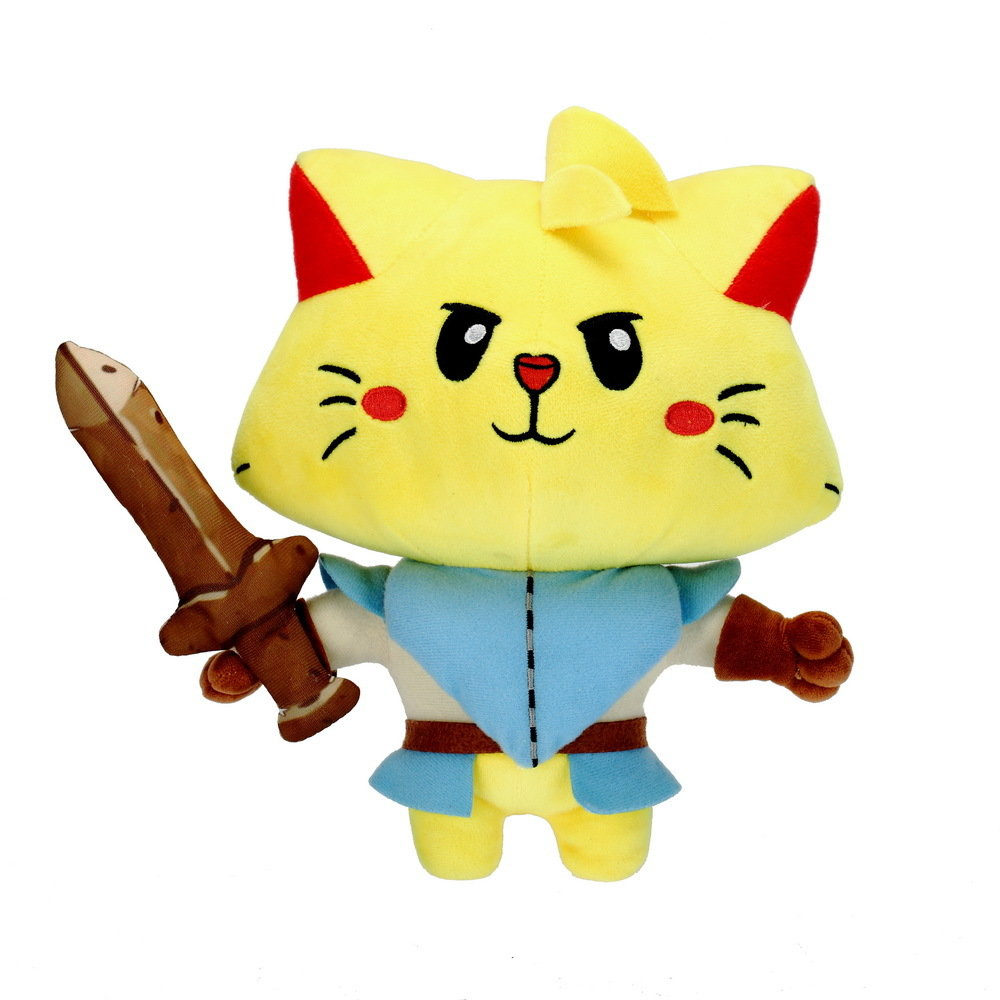 I Need This Limited Run Cat Quest Plushie In My Life Toucharcade