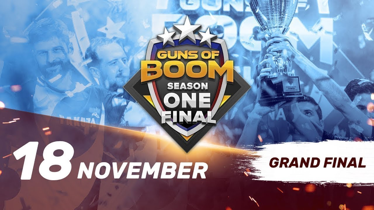 photo image 'Guns Of Boom' Season One Finals Take Place On November 17Th And 18Th And You Can Watch It In Augmented Reality