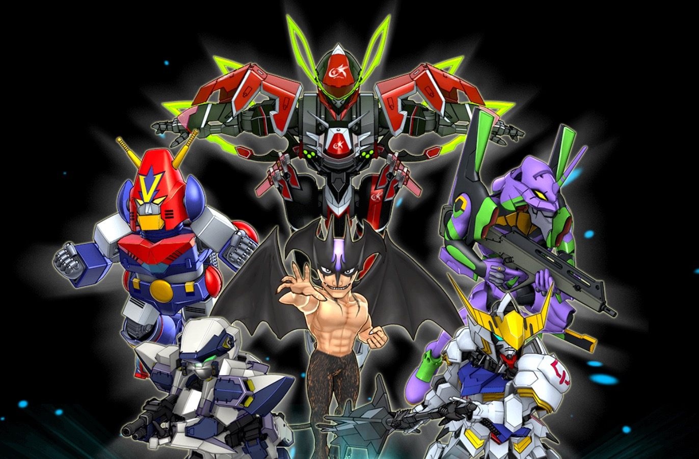Super Robot War - A free Shoot 'Em Up Game - Miniclip