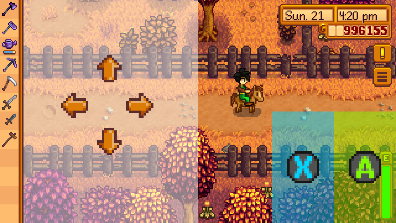 Stardew Valley' is Getting A TON of New Control Options in the Next