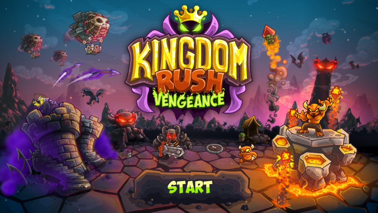 Best New iPhone Games on Our Forums: 'Kingdom Rush Vengeance,' 'NBA 2K Mobile Basketball,' 'Assassin's Creed Rebellion,' 'Super Fowlst', and More