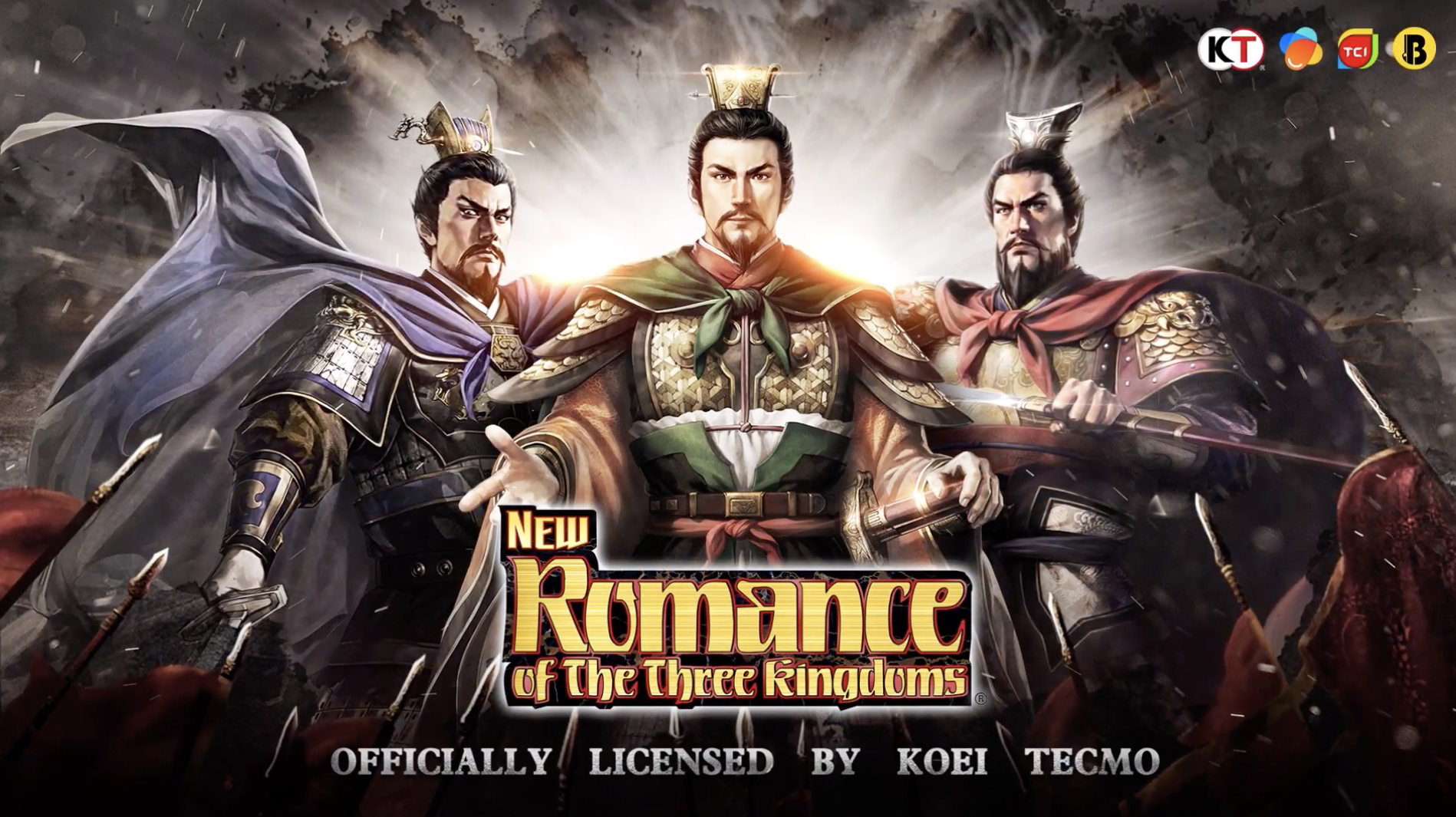photo of 'New Romance of the Three Kingdoms' Coming November 26th, Two New Trailers Released image