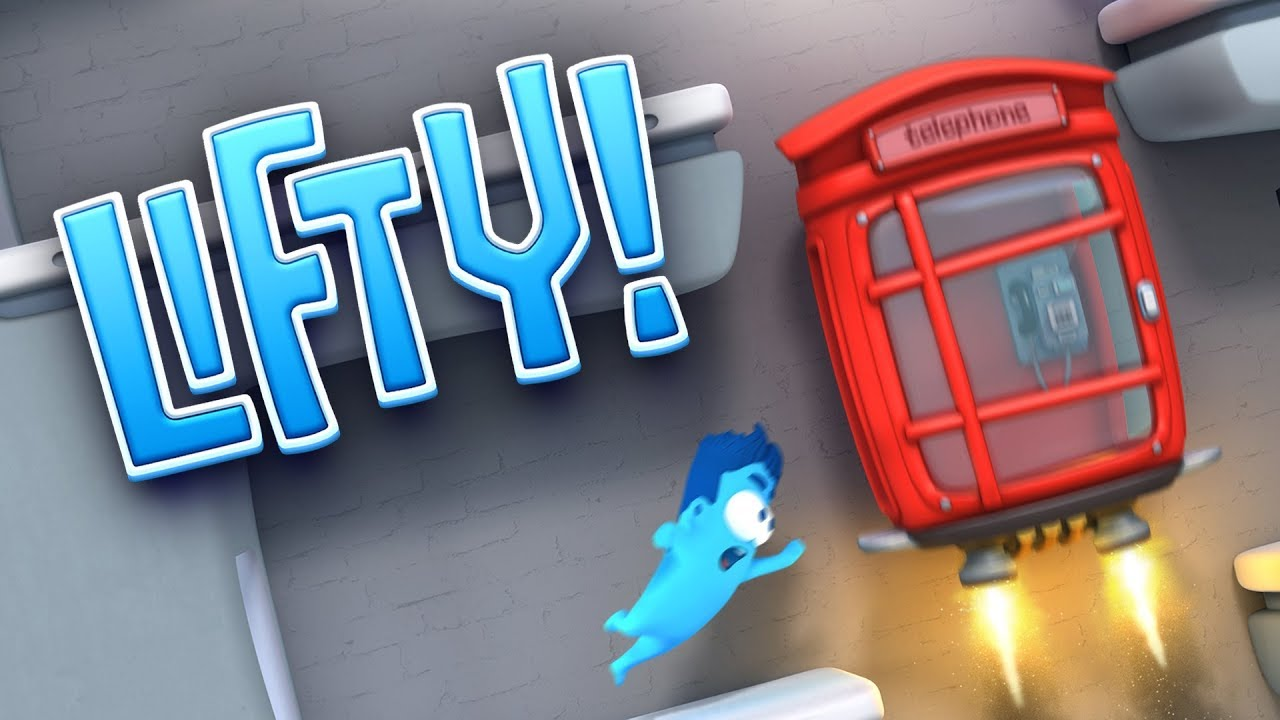 Deliver Passengers Via an Elevator or Risk them Exploding in 'Lifty!', Launching Next Week