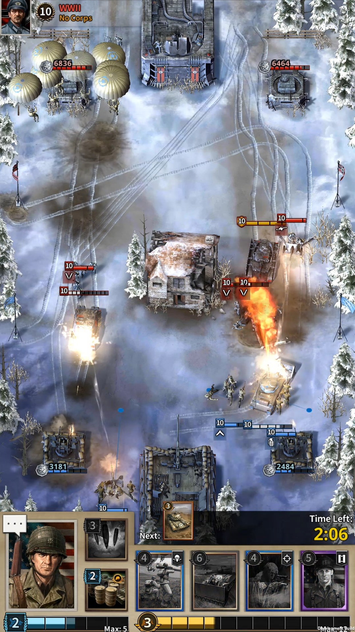'Road to Valor: World War II' Is Like 'Clash Royale', but With Realistic WW2 Units and Setting