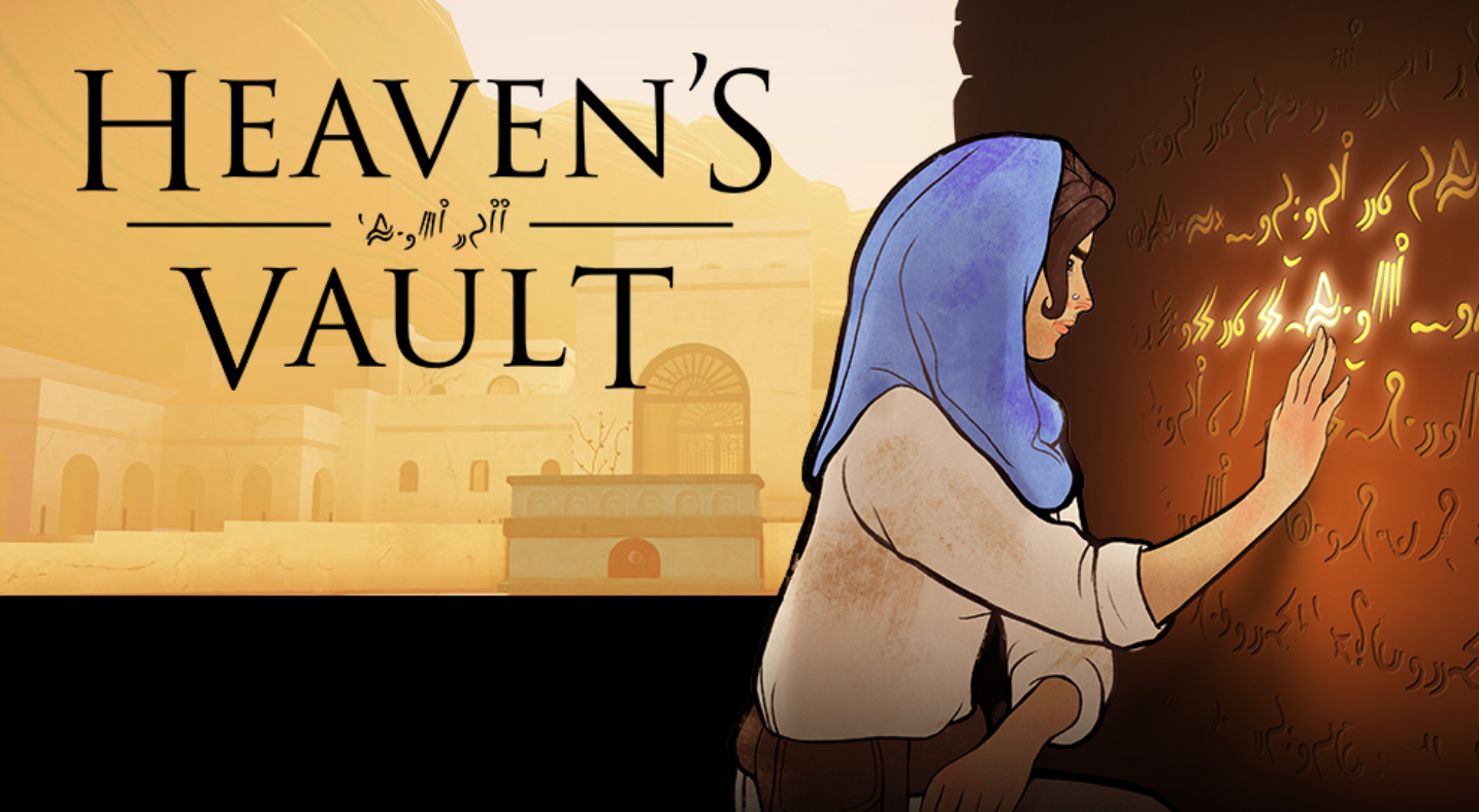 Watch a New Trailer for 'Heaven's Vault' from Inkle Studios Right Here Ahead of Its Release Later This Year