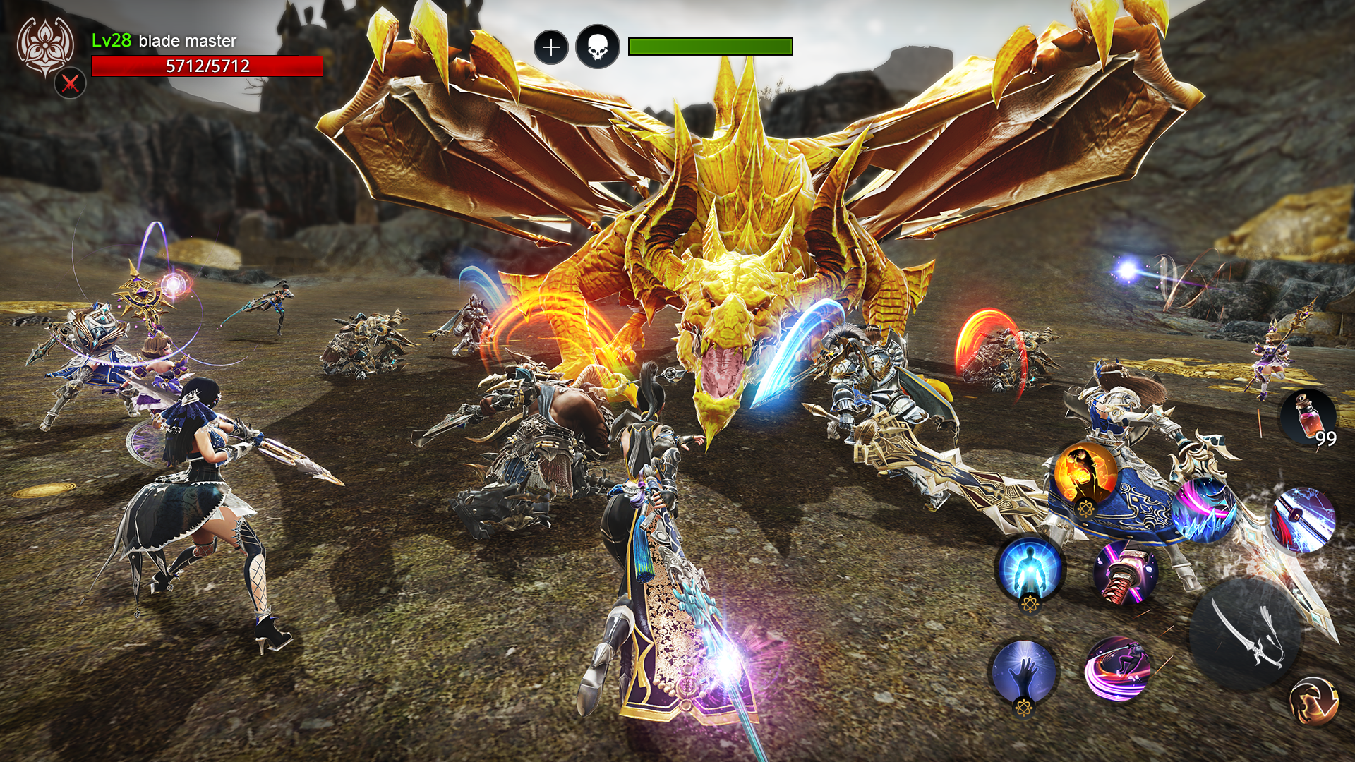 top mmorpgs for android