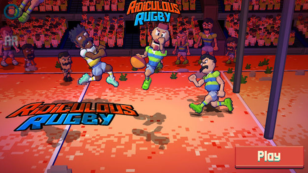 photo image 'Ridiculous Rugby' is Like the 'NBA Jam' of Rugby and It's Now Available on iOS