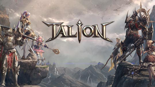 After Launching in Asia and Japan, MMORPG 'Talion' Is