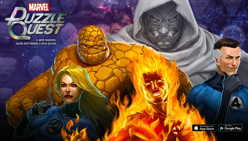 The 'Fantastic Four' Characters, No Longer in Exile, Join