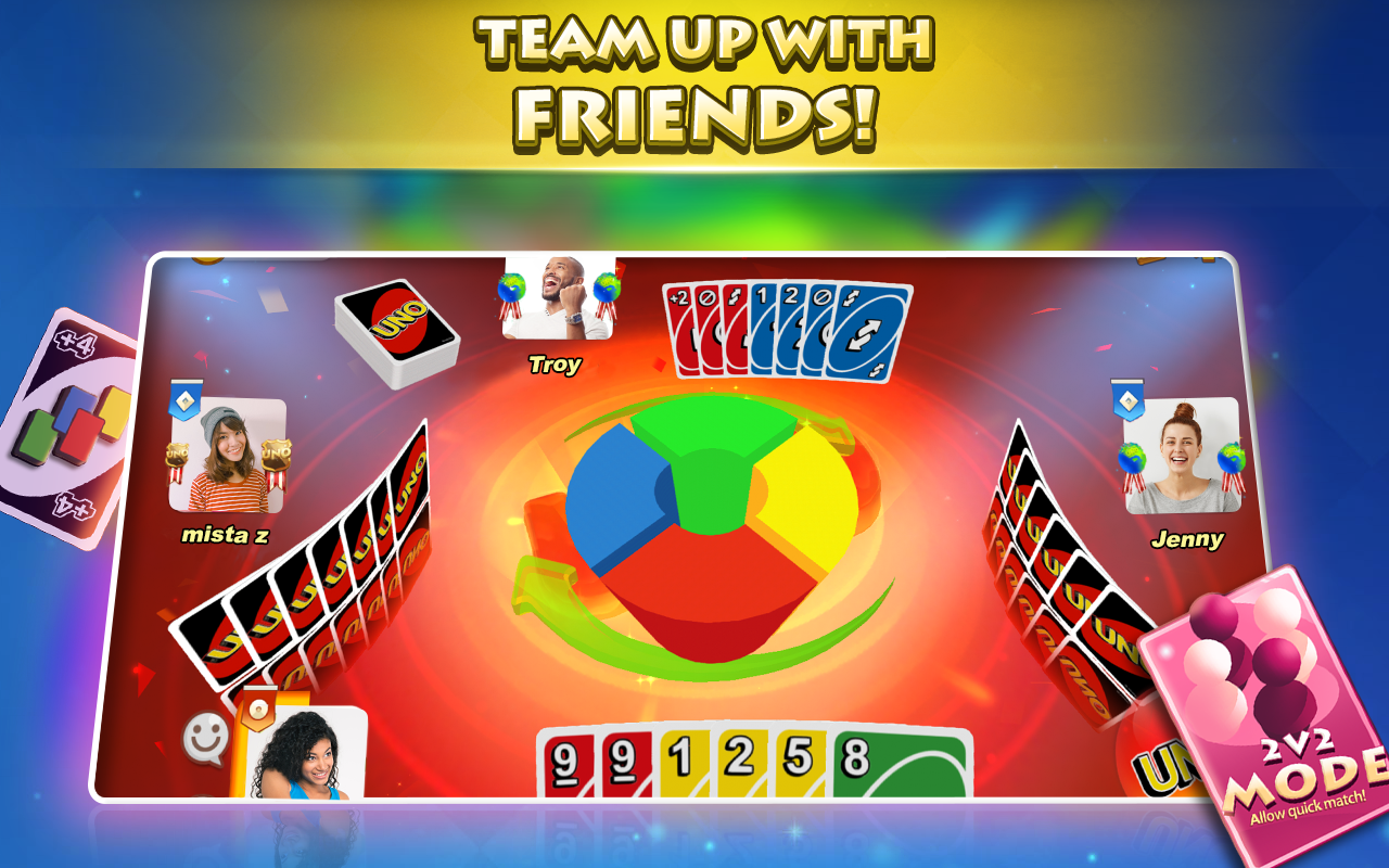 photo image 'Uno' Gets a Global Mobile Freemium Re-Release by NetEase