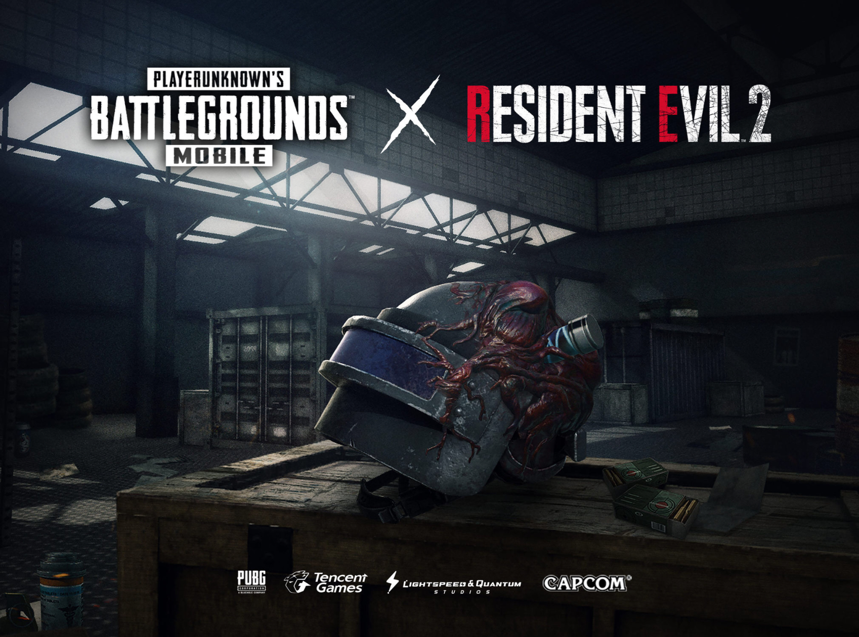 Pubg Resident Evil Wallpaper: 'PUBG Mobile's 'Resident Evil 2' Collaboration Is Finally