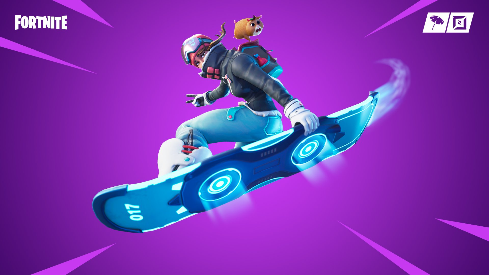 the driftboard limited time item lets you ride around in style and pull off tricks while firing at enemies you can get a driftboard from a red supply drop - fortnite patch notes 730 content update
