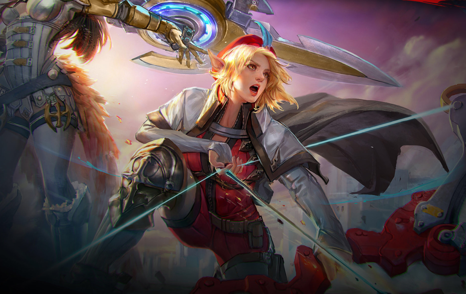 photo of 'Vainglory' Now Has Full Cross Platform Play across Mobile and PC Devices with Update 4.0 image