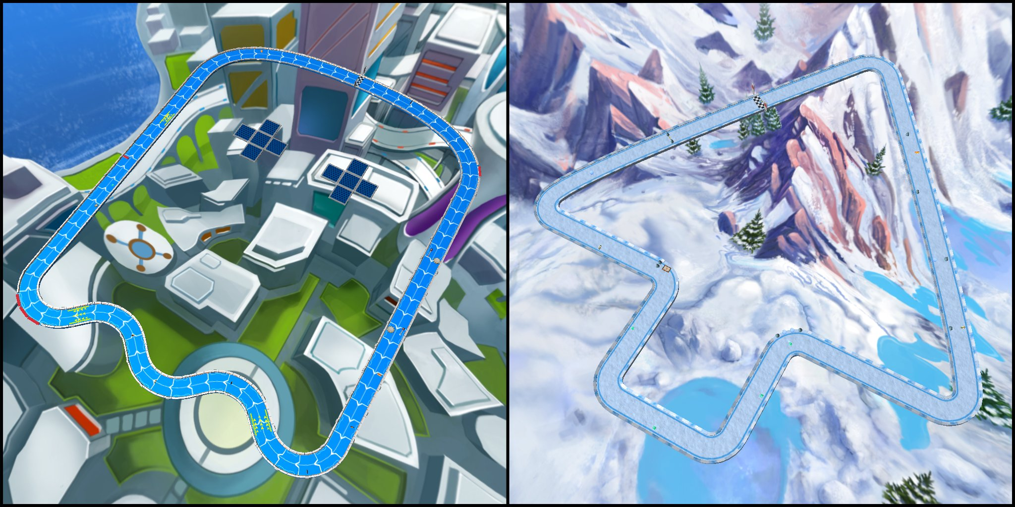 TouchArcade Favorite 'Disc Drivin' 2′ Gets Two Brand New Courses in