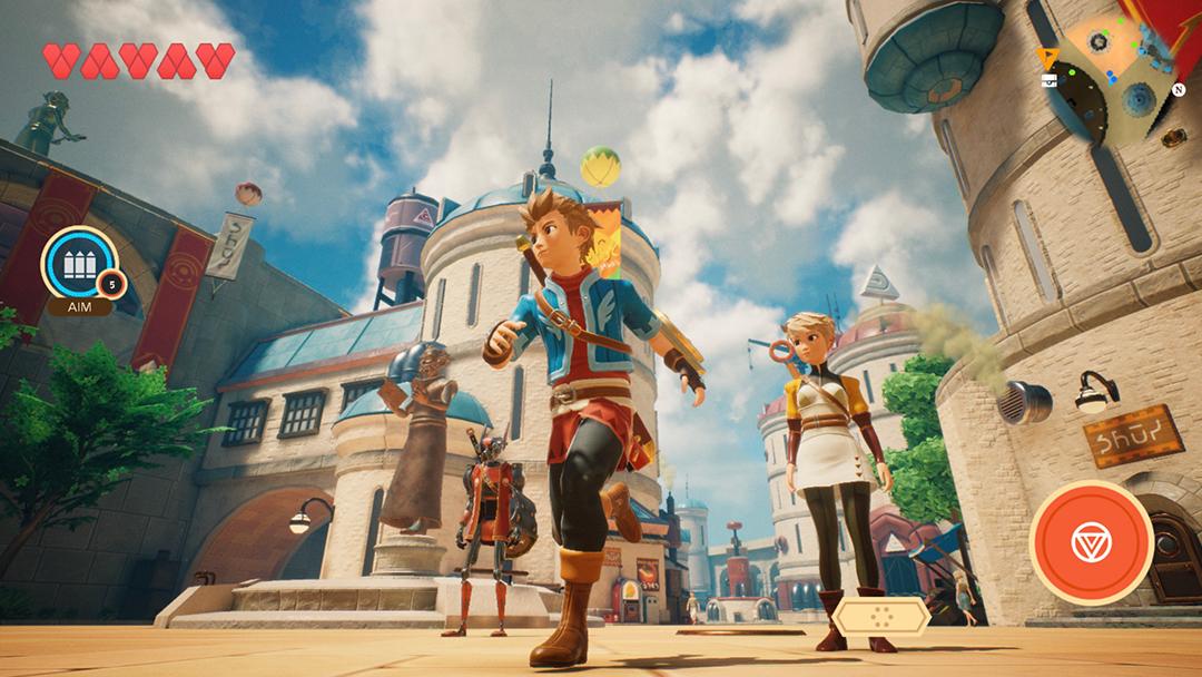 Oceanhorn 2' Shown Off in New Unreal Engine Project Spotlight Video