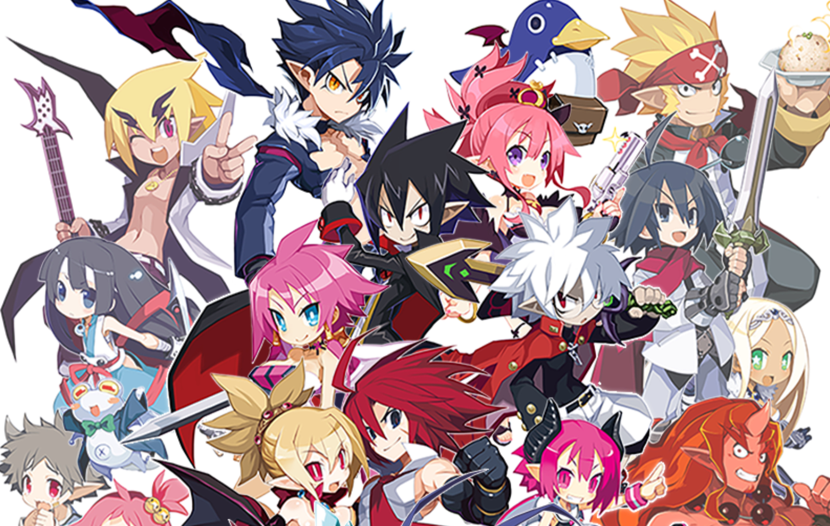 Disgaea RPG' Is Now Available on the App Store and Google Play in