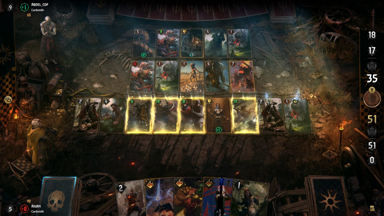 Gwent iOS Review: The Witcher Card Game Overcomes