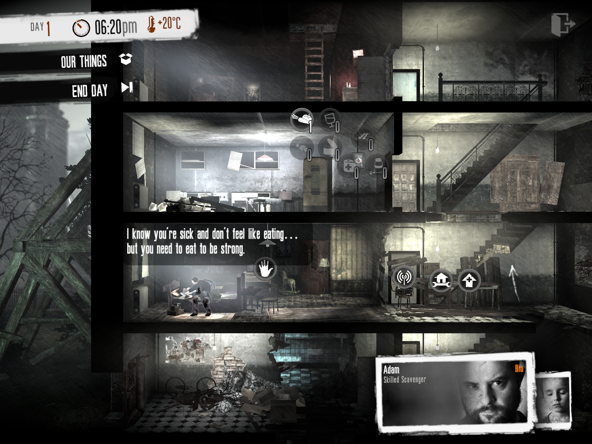 'This War Of Mine: Stories – Father's Promise' Review – A ...