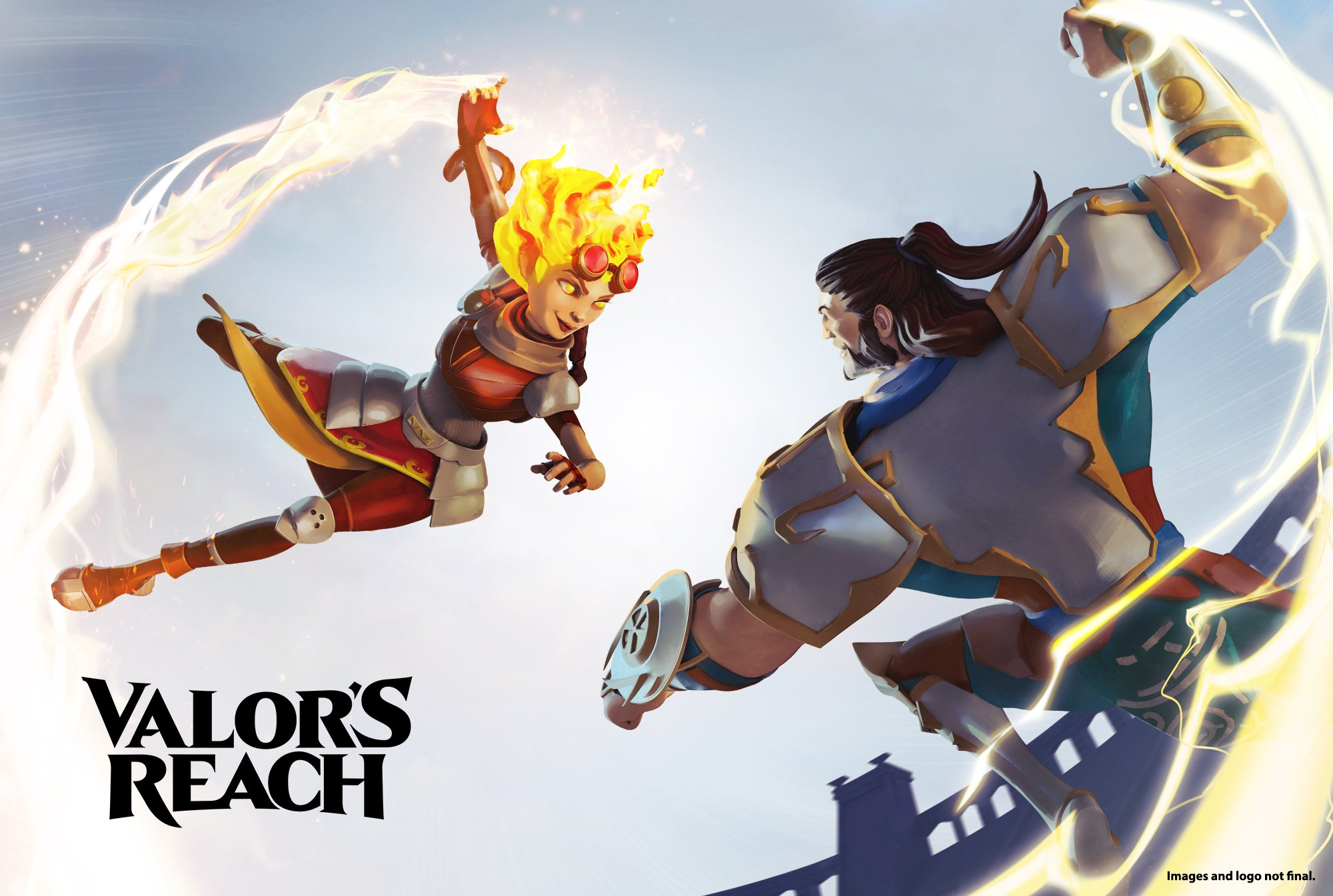 Exclusive Reveal: 'Valor's Reach' from Wizards of the Coast Brings