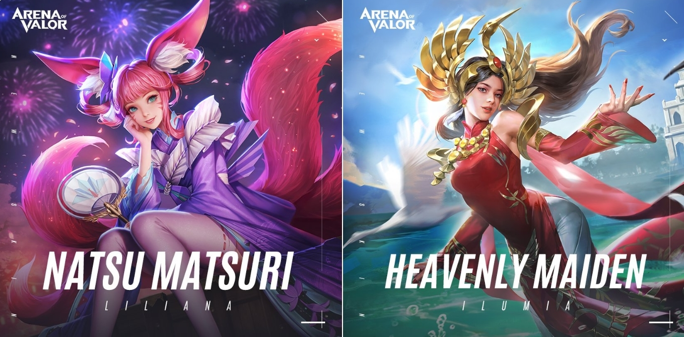 Arena of Valor' News: Magical Draw, Brawler, And Tencent's