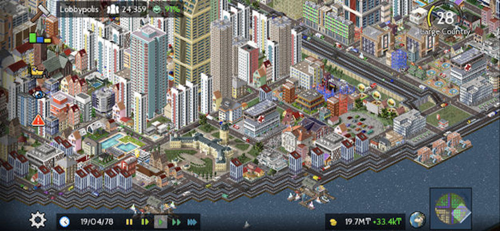 TouchArcade Game of the Week: 'TheoTown'
