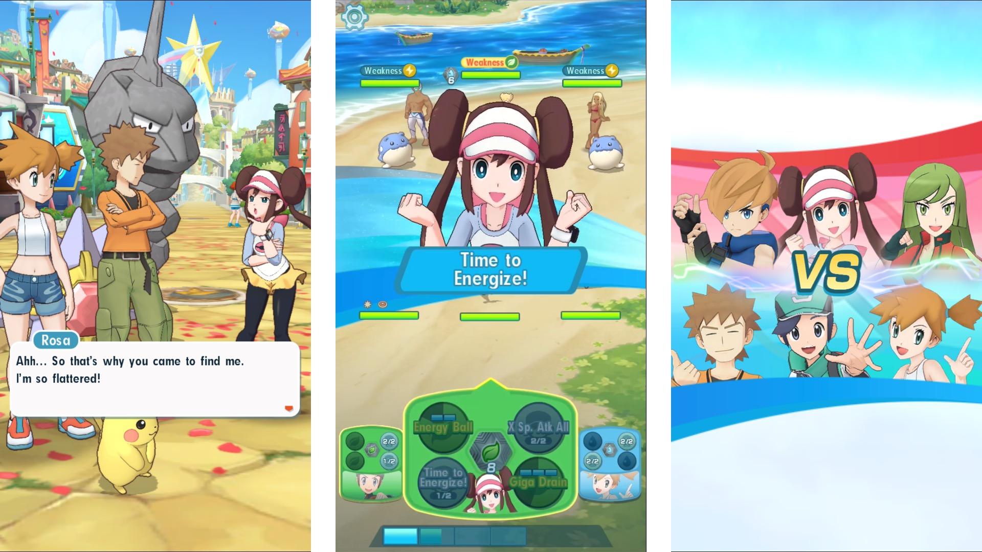 Resultado de imagem para pokemon masters