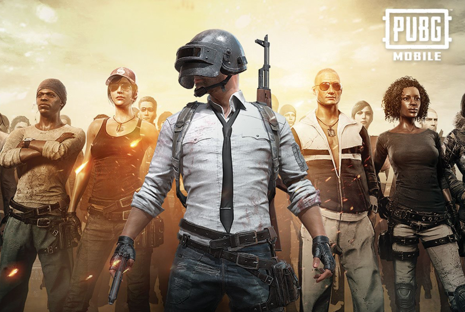 PUBG Mobile' 0 13 5 Beta Is Out Now with the New PP-19 Weapon