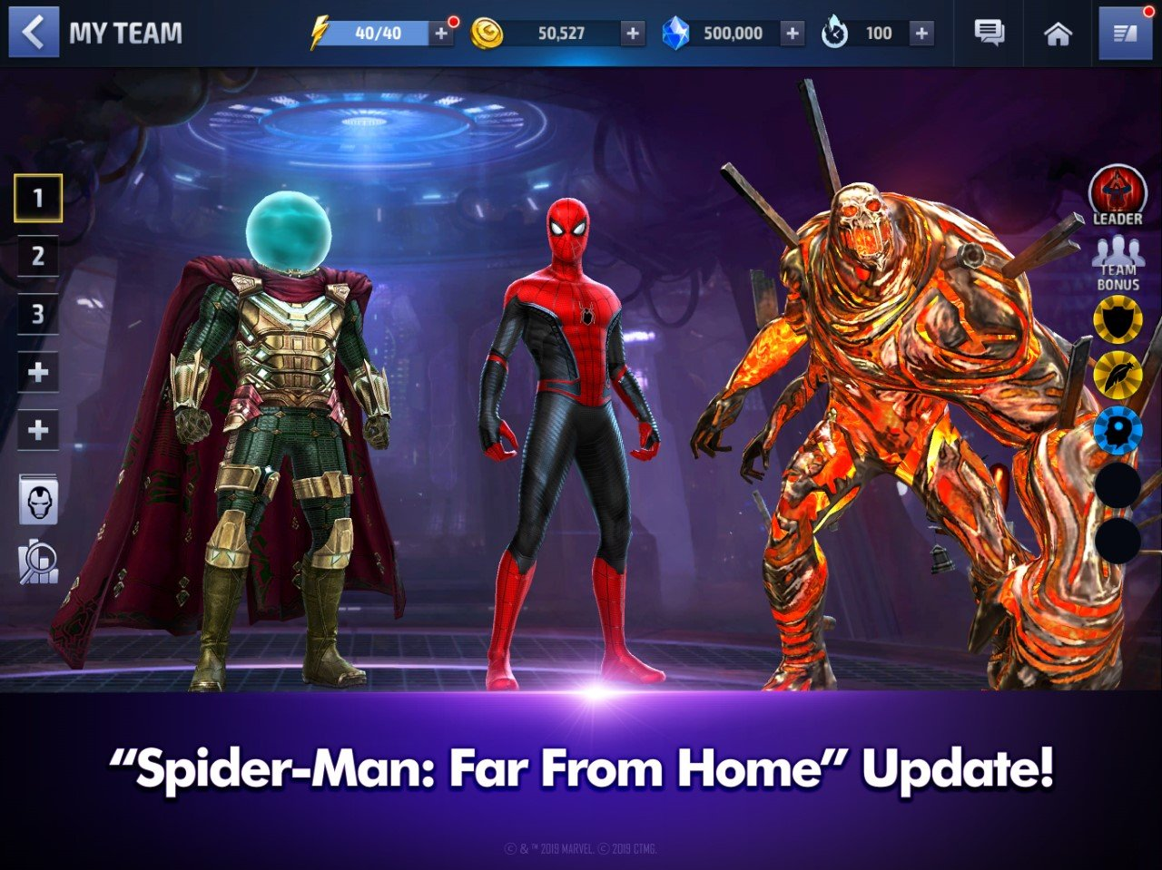 A 'Marvel Future Fight' Developer Answers Our Questions