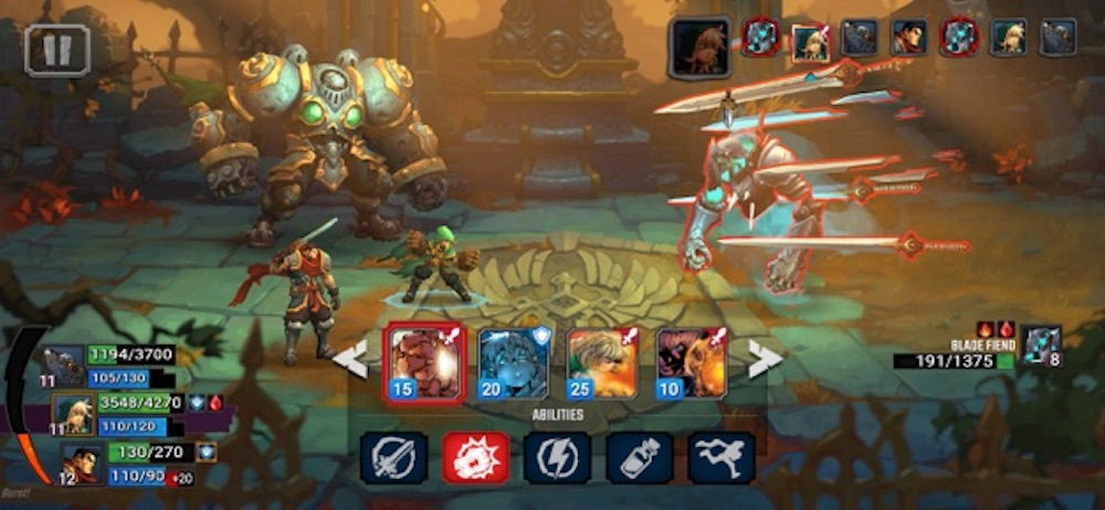 TouchArcade Game of the Week: 'Battle Chasers: Nightwar' – TouchArcade