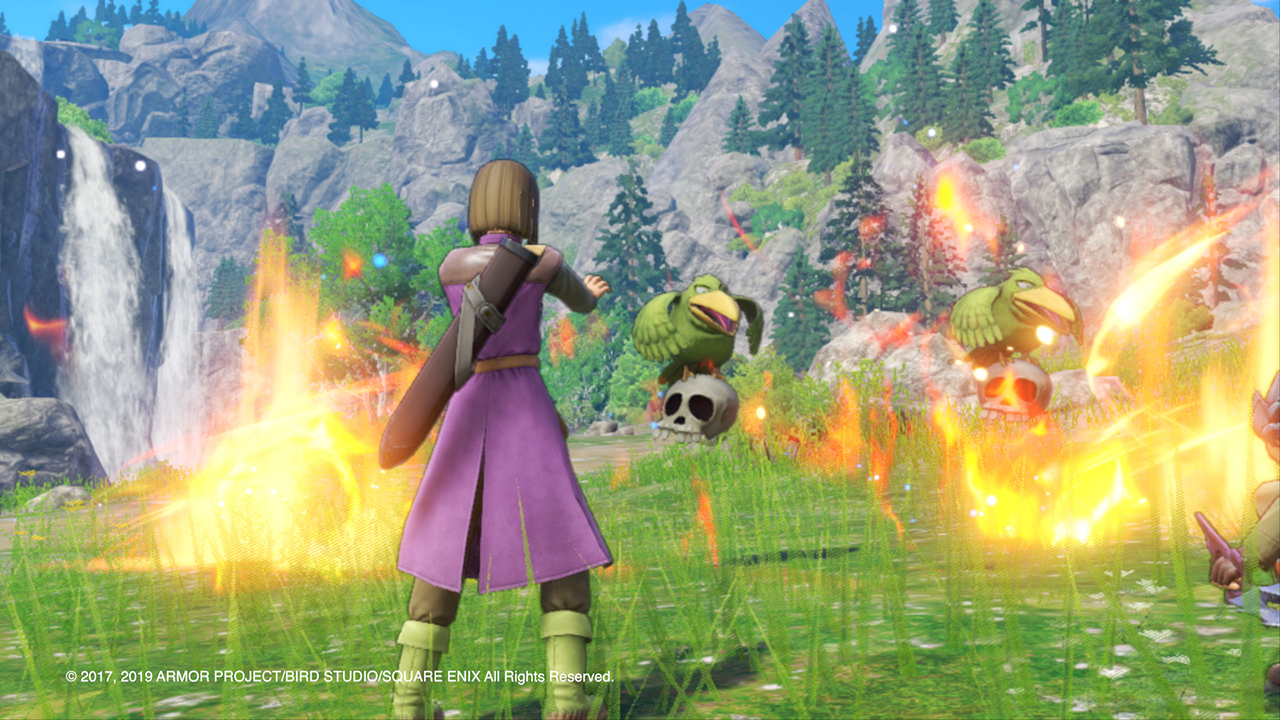 SwitchArcade Round-Up: 'Dragon Quest XI S', 'Ori and the Blind Forest', and Today's Other New Releases, Plus Tons of Sales on Square Enix Titles and More