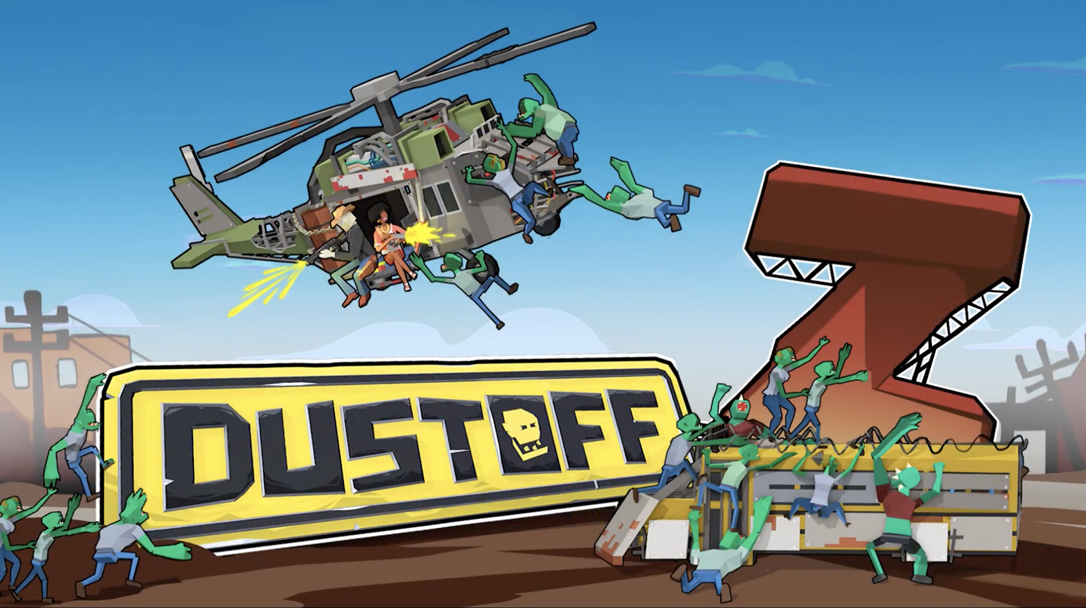 photo of Helicopter Rescue Game 'Dustoff Z' is in Open Beta and Looking for Testers image