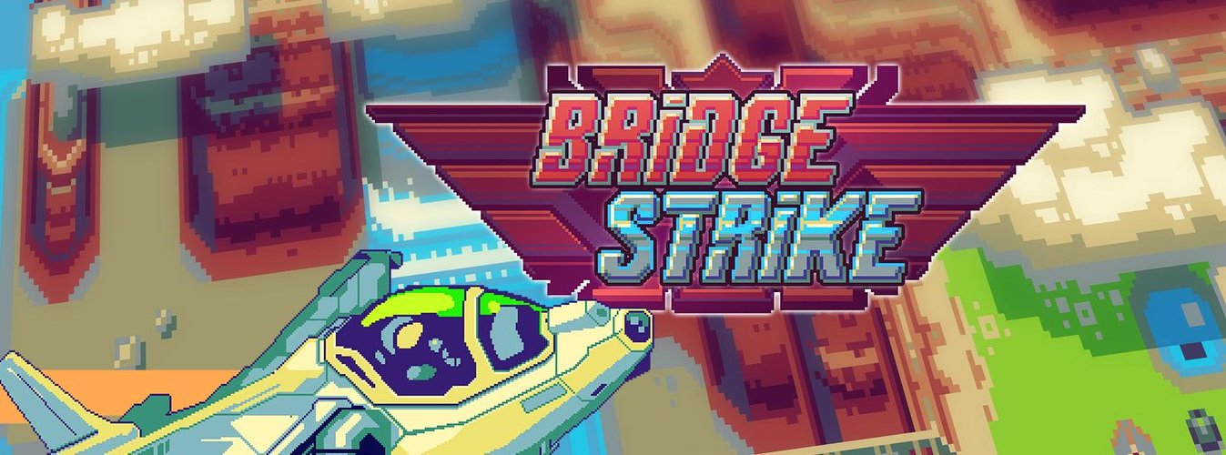 photo of 'Bridge Strike', an Homage to the Classic Shoot 'Em Up 'River Raid', Gets a Couple of Trailers image