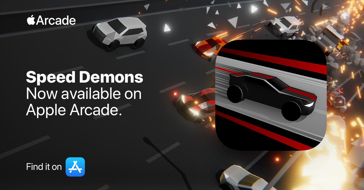 Apple Arcade: 'Speed Demons' Review – Shut Up & Drive