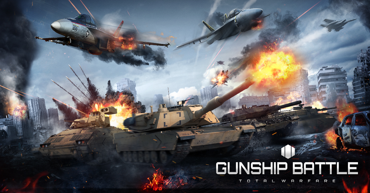 'Gunship Battle: Total Warfare' Introduces Server Invasion - Defend or Attack in this Cross-Server Squabble