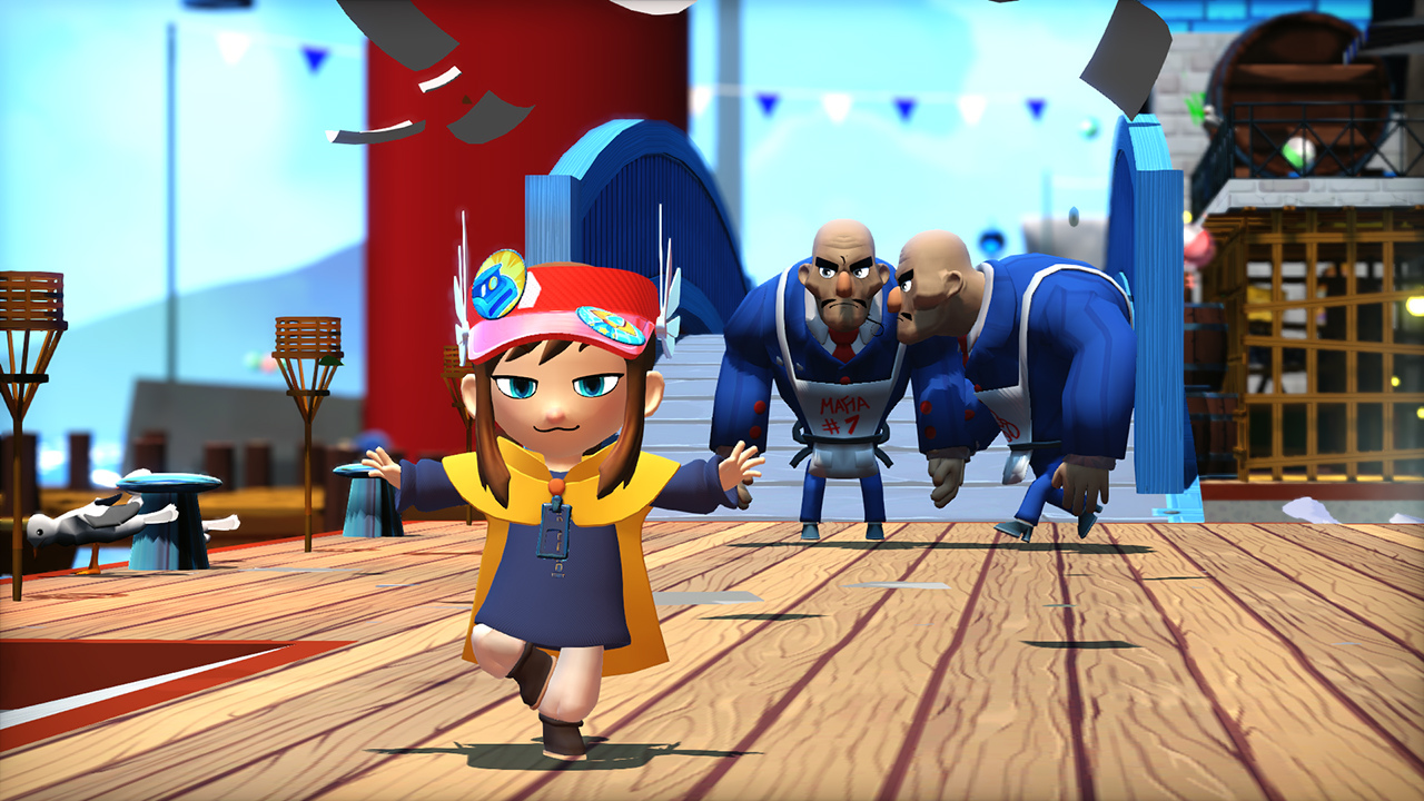 SwitchArcade Round-Up: 'A Hat in Time', 'Return of the Obra Dinn', 'Ring Fit Adventure', and Today's Other New Releases, Sales on 'Arcade Archives' and More