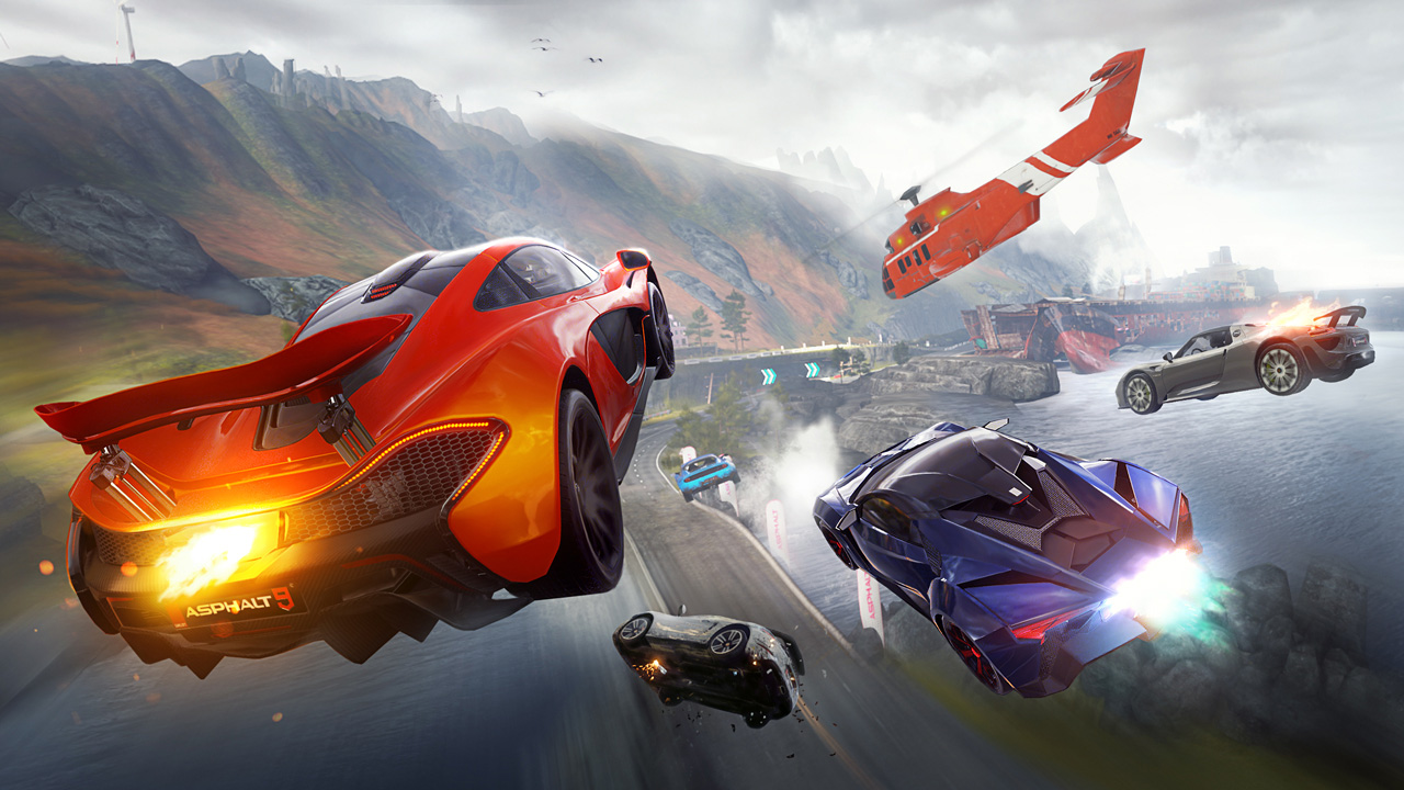 SwitchArcade Round-Up: 'Asphalt 9: Legends' Review, 'DOOM' Delayed, 'Battlestar Galactica Deadlock' and Today's Other New Releases, the Latest Sales, and More