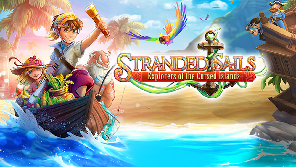Apple Arcade: 'Stranded Sails: Explorers of the Cursed Islands' Review – Cursed Feels a Fitting Descriptor