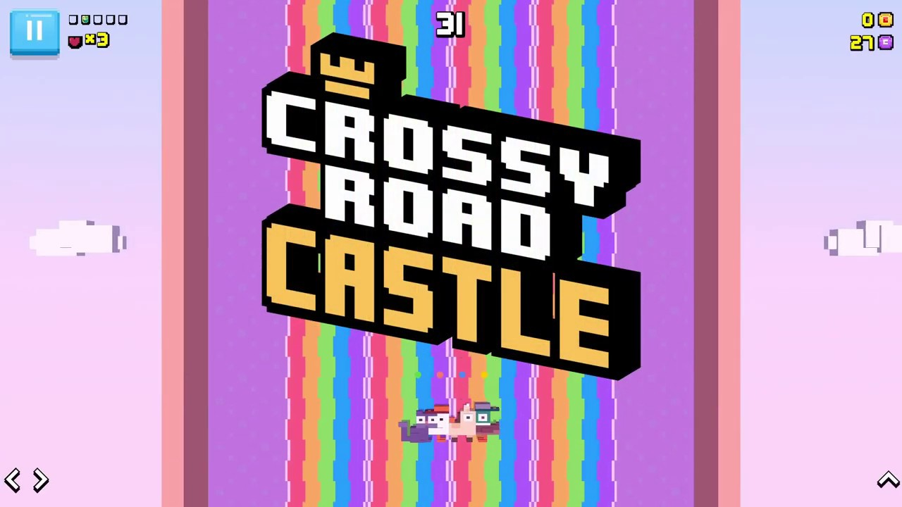 photo of 'Crossy Road Castle' Announced for Apple Arcade image