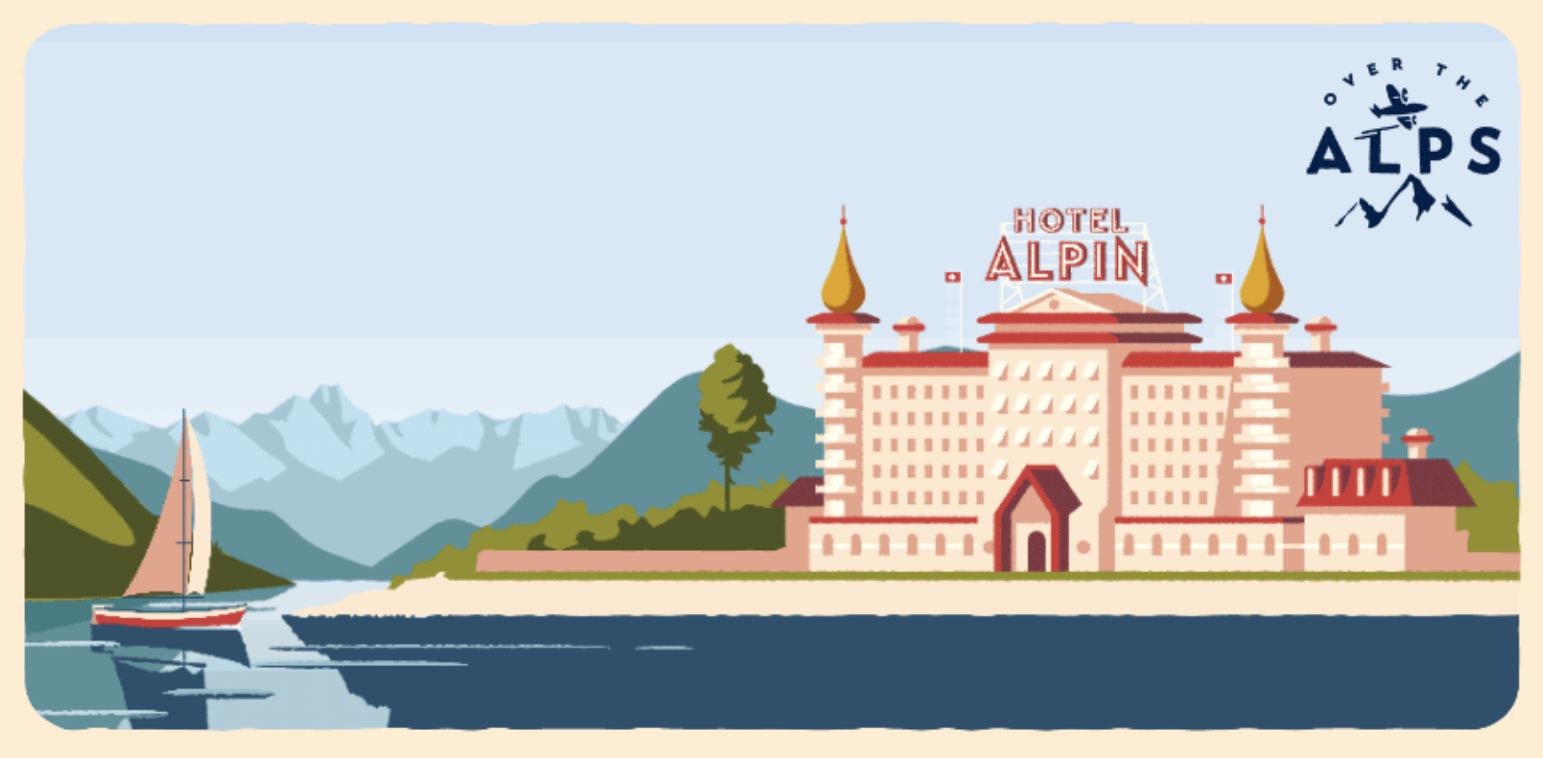 Apple Arcade: 'Over the Alps' Review – And Through the Woods, to Switzerland we Go!