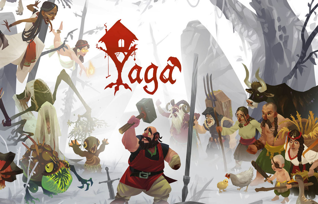 Apple Arcade: 'Yaga The Roleplaying Folktale' Review – A Satisfyingly Dark Action RPG