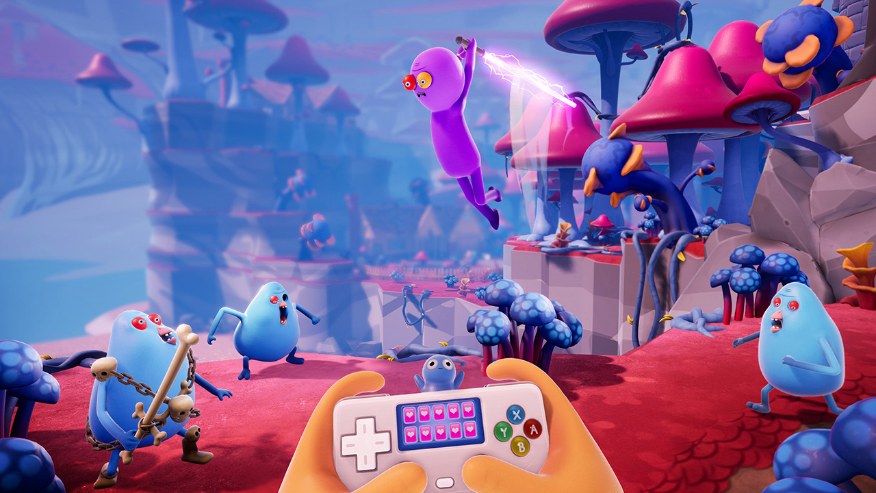 SwitchArcade Round-Up: 'Electronic Super Joy', 'Trover Saves the Universe', and Today's Other New Releases, Cyber Deal Curated Selections, and More