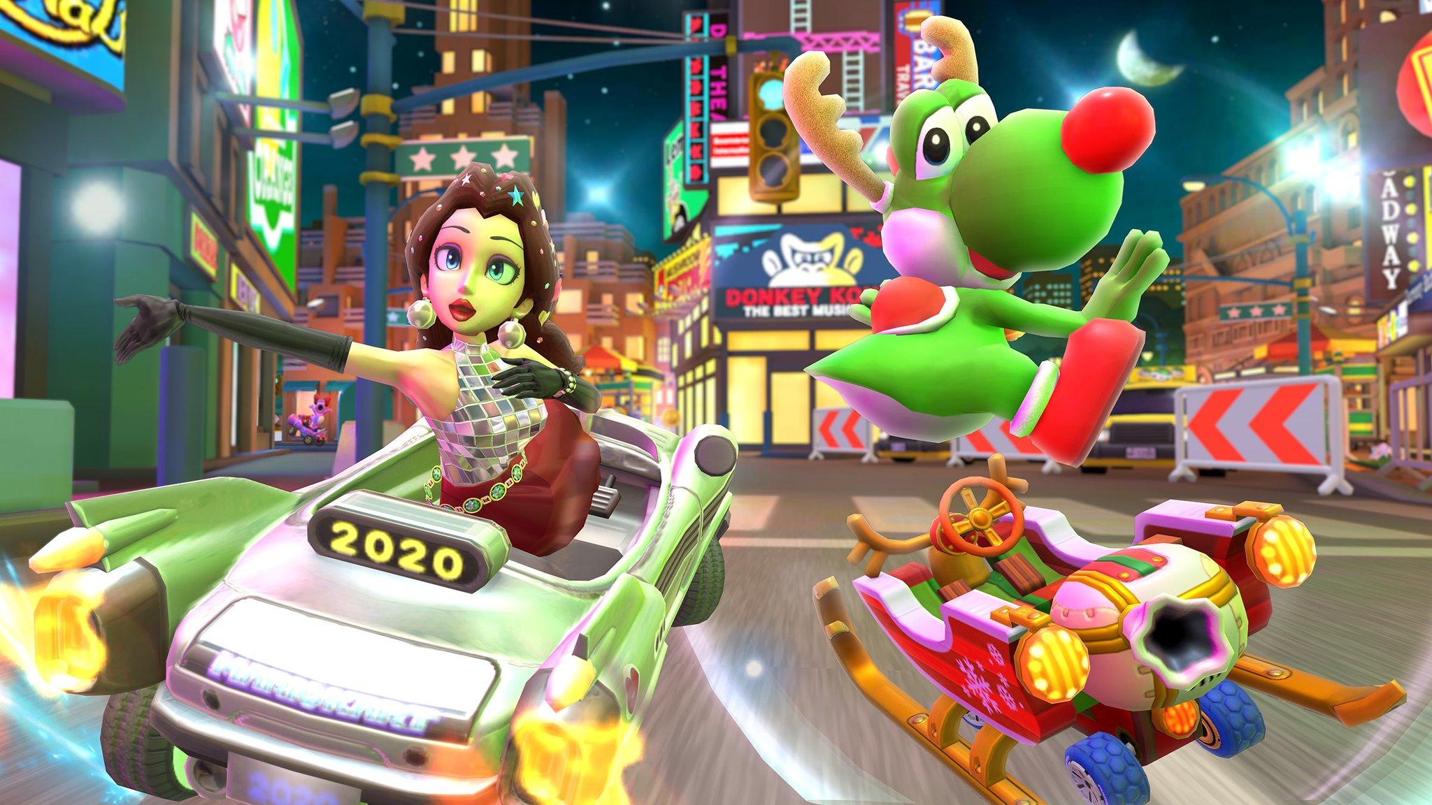Mario Kart Tour Münzrausch